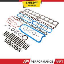 Full Gasket Set Head Bolts 96-02 Chevrolet Suburban GMC Savana K1500 K2500 5.7L