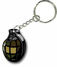 Keychain key ring keyring car motorcycles skull biker airsoft grenade