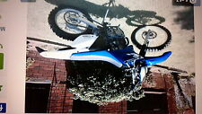 motor bike 2013 Yamaha TTR 230