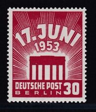 Postfrische Briefmarken aus Berlin (1949-1990) mit Geschichts-Motiv als Einzelmarke