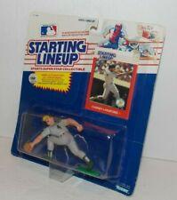 STARTING LINEUP 1988 Carney Lansford OAKLAND A's Baseball Card FIGURE Kenner SLU