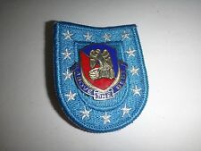 US Army AVIATION SCHOOL Unit Crest Metal Badge On US Army Beret Patch