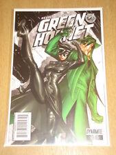 GREEN HORNET #1 VARIANT DYNAMITE