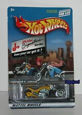 Hot Wheels Jiffy Lube Signature Service Blast Lane Mattel Wheels Motorcycle 1:64