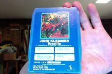 John Klemmer- Brazilia- used 8 Track tape- good shape
