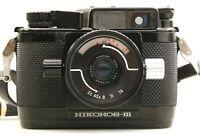 NIKON Nikonos III + 35mm f/2.5 Underwater Film Camera Japan