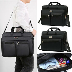 20Inch Large Laptop PC Waterproof Shoulder Bag Carrying Soft Notebook Case Cover