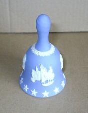 Wedgwood Jasperware Blu American gestionale Bell