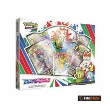Pokemon Sword & Shield Figure Collection Box | New and Sealed | TCG Cards