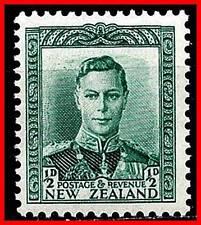 NEW ZEALAND 1938 KGVI in UNIFORM SC#226 MNH CV$4.50   D1