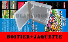 Boite / boitier SUPER NINTENDO SNES super mario kart