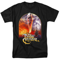 The Dark Crystal Crystal Poster 1982 Movie Officially Licensed Adult T-Shirt