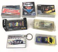 Traks Premium Cards Nascar Cafe Richmond Raceway Hut Stricklin Diecast