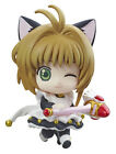 Card Captor Sakura Lolita Dress Winking Petit Chara Land Trading Figure NEW
