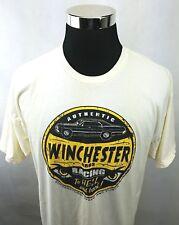 Winchester Brothers  Racing Teefury Light Yellow  T-Shirt Men's Size: XL