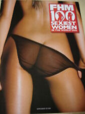 FHM 100 Sexiest Women In The World 2006 + Amanda Peet + Katie Holmes + Megan Fox