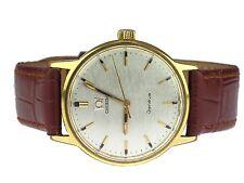 Omega Kaliber 601 Double mechanische Handaufzug Herren Armbanduhr um 1960