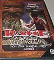 Rage of the Master (DVD, 2001) Jimmy Wang Yu WORLDWIDE SHIP AVAIL