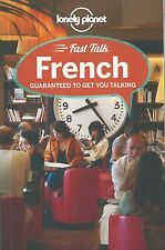 Lonely Planet Fast Talk French Phrasebook *SALE PRICE - FREE SHIPPING - NEW*