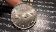 SUD AFRICA SOUTH AFRICA SUDAFRICA 5 SHILLINGS SCELLINI 1960 ARGENTO SILVER