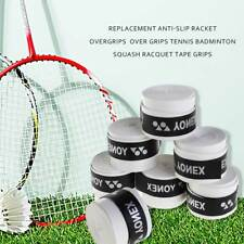 60XAnti Slip Racket Tennis Badminton Sweat Absorption Handle Grip Tape Overgrip
