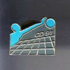 RARE PINS PIN'S .. SPORT VOLLEY BALL TEAM CLUB  C.D ESSONNES 91 ~BB