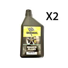 Dot 5.1 ABS 1 Litro di Olio Sintetico Bardahl per impianti frenanti