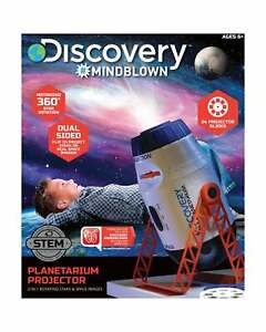 Discovery #Mindblown Discovery Toy Space/Planetarium Projector - STEM Gift Idea
