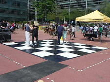 Dance Floor Hire Black And White 12 x 12ft 3 day week hire or 5 day weekend hire