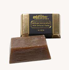 Gold Bar Ceylon Cinnamon All Natural Herbal Soap with Oriental Herbs 200 grams