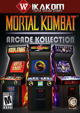 Mortal Kombat Arcade Kollection Vapor Digital Sin Disco/Caja ** entrega rápida! **