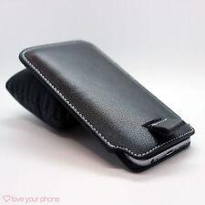 Cover e custodie Per Samsung Galaxy Ace in pelle per cellulari e palmari Universale