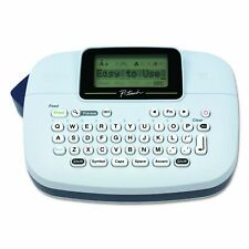 Brother P-touch, PTM95, Handy Label Maker, 9 Type Styles, 8 Deco Mode...