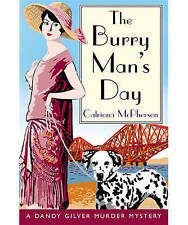 Burry Man's Day (Dandy Gilver Murder Mystery 2)-ExLibrary