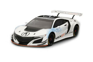 TOP SPEED TS0081 1:18 ACURA NSX GT3 NEW YORK AUTO SHOW 2016 WHITE LIMITED EDITIO