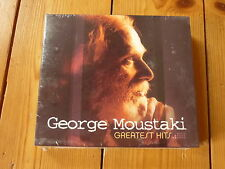 Georges MOUSTAKI-Greatest Hits 2cd-box Universal Records RAR! OVP