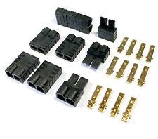 20 Stück 10 Paar Hochstromstecker Stecker Buchse Traxxas TRX Style Goldstecker