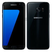 Débloqué Téléphone Verizon Samsung Galaxy S7 G930V 32GB 4G LTE GPS NFC - Noir