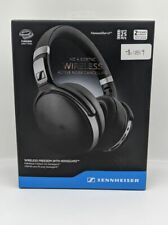 Sennheiser BTNC Headphones Black HD 4.50