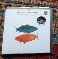 """Antonello Venditti LP Sotto Il Segno 45 GIRI 7"""" 500 COPIES sealed RSD 2018"""