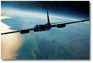 U-2 Office View by Peter Chilelli - Lockheed U-2 - Aviation Art Print
