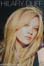 "Hilary Duff ""Tilted Head, Golden Hair, Sexy & Sultry"" Asian Poster"
