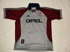 Bayern Munich shirt 1999.Adidas Bayern Munchen  trikot Champion's League.Size L.