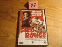 DVD : Ciel rouge - Robert Mitchum - Western
