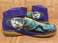 RARE🔥 Nike Air Force 25 6-PACK Chris Paul S 14 316258-371 Energy Del Sol Purple