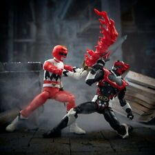 Lightning Collection In Space Psycho Red Ranger and Lost Galaxy Red