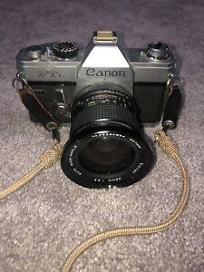 Canon FTb 35 mm Film Camera