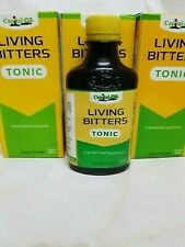 Natural Herbal Living Bitters Detox Tonic - Colon Cleans Phlegm Bloated.