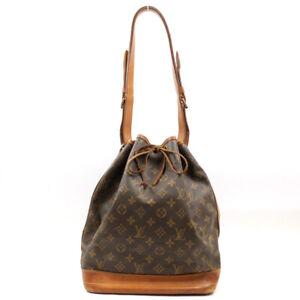 LOUIS VUITTON Noe one belt Shoulder purse type Shoulder Bag Monogram Brown M...