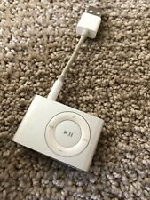 Apple Ipod Shuffle 2Nd Gen 1Gb A1204 Silver Untested As Is Read Please